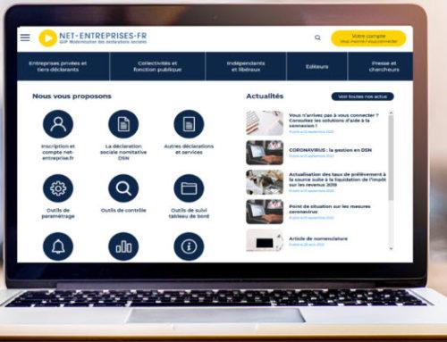 Authentification impossible sur le site net-entreprises.fr